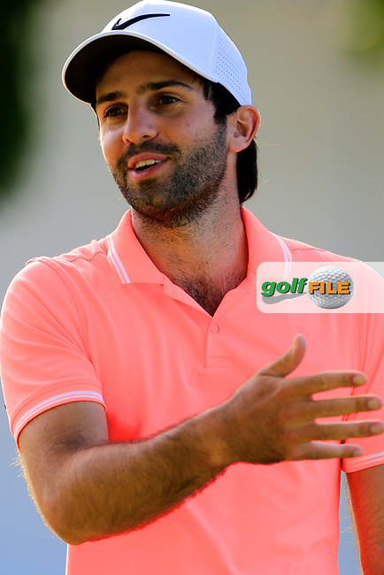 Jo&euml;l Stalter (FRA) during the second round of the Lyoness Open powered by Organic+ played at Diamond Country Club, Atzenbrugg, Austria. 8-11 June 2017.<br /> 09/06/2017.<br /> Picture: Golffile   Phil Inglis<br /> <br /> <br /> All photo usage must carry mandatory copyright credit (&copy; Golffile   Phil Inglis)