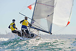 2015 - SAP 5O5 WORLDS RACE 3 - PORT ELIZABETH - SOUTH AFRICA