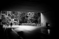 under the bridge<br /> <br /> 50th GP Jef Scherens 2016