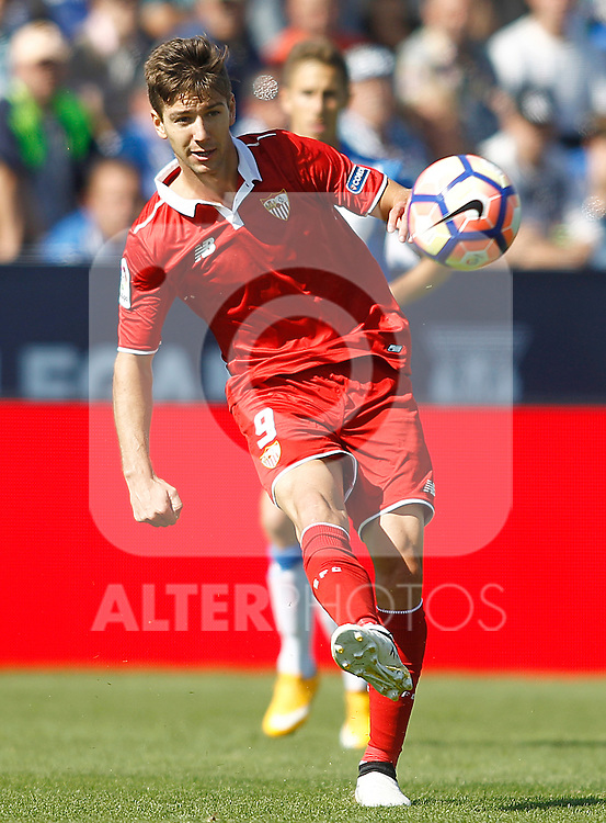 Sevilla FC's Luciano Vietto during La Liga match. October 15,2016. (ALTERPHOTOS/Acero)