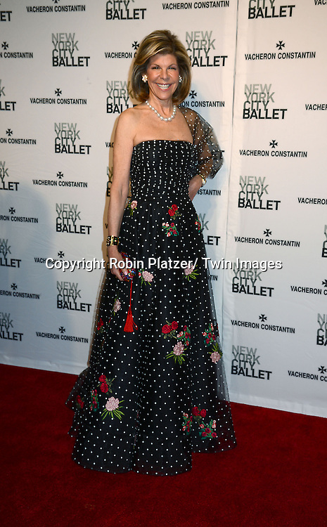 Jamee Gregory attends the New York City Ballet Spring 2014 Gala on May 8, 2014 at David Koch Theatre in Lincoln Center in New York City, NY, USA.