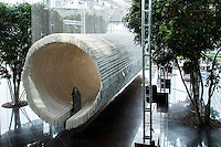 Pearl Lam Galleries - Boat @ The Rotunda, Exchange Square 2015