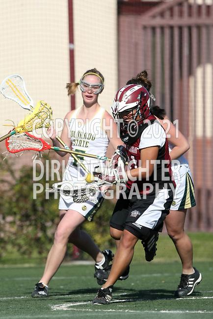 Santa Barbara, CA 02/14/09 - Renee Eligio (21) and Brenna Mefford (5)