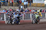LAKESIDE HAMMERS v BIRMINGHAM BRUMMIES<br /> ELITE LEAGUE<br /> FRIDAY 2ND AUGUST 2013<br /> ARENA-ESSEX<br /> HEAT 5