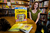 Cheerios Laurie Isop