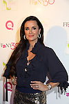 "Kyle Richards - Beverly Hills Housewife at QVC presents ""FFANY SHOES ON SALE"" at Frederick P. Rose Hall, Home of Jazz at Lincoln Center on October 13, 2010 in New York City, New York. (Photo By Sue Coflin/Max Photos)"