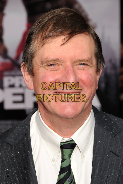 "MIKE NEWELL.""Prince Of Persia: The Sands Of Time"" Los Angeles Premiere held at Grauman's Chinese Theatre, Hollywood, California, USA..May 17th, 2010.headshot portrait grey gray white green.CAP/ADM/BP.©Byron Purvis/AdMedia/Capital Pictures."