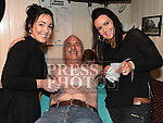 Charity Waxing Moore's Pub