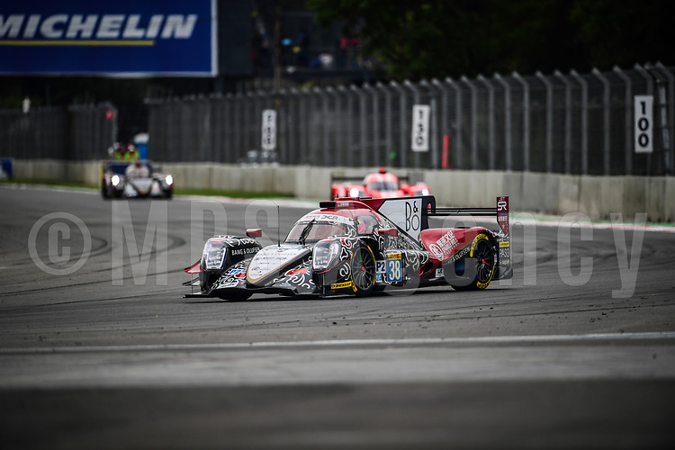 #38 JACKIE CHAN DC RACING (CHN) ORECA 07 GIBSON LMP2 HO PIN TUNG (NLD) OLIVER JARVIS (GBR) THOMAS LAURENT (FRA)