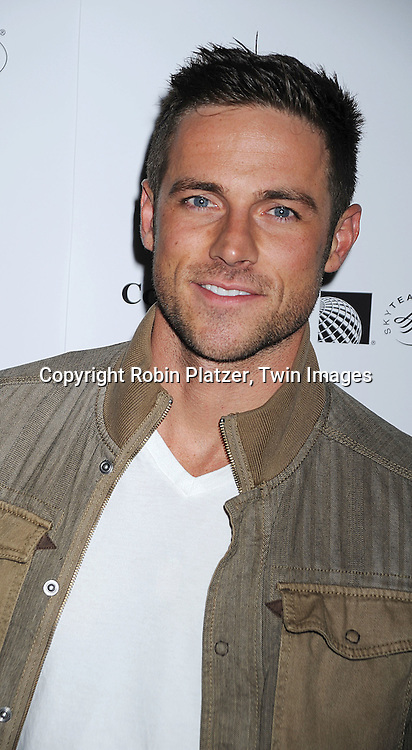 "actor Dylan Bruce of ""As The World Turns""..at The Broadway Cares/Equity Fights Aids 22nd Annual Broadway Flea Market on September 21, 2008 in Shubert Alley in New York City. ....Robin Platzer, Twin Images"