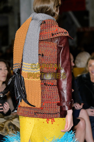 PRADA<br /> at Milan Fashion Week FW 17 18<br /> in Milan, Italy  February 2017.<br /> CAP/GOL<br /> &copy;GOL/Capital Pictures