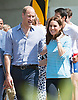 "Kate Middleton & Prince William ""Get Close"" In Heidelberg"