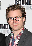 Lucas Near-Verbrugghe.attending the Meet & Greet for the Roundabout Theatre Company's Off-Broadway Production of 'The Common Pursuit' at their Rehearsal Studios in New York on 4/6/2012.