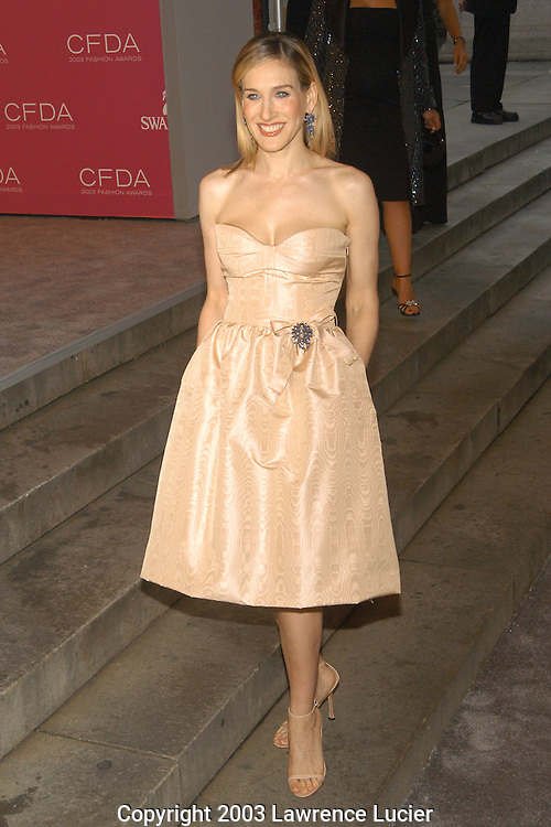 Srah Jessica Parker in Oscar De La Renta