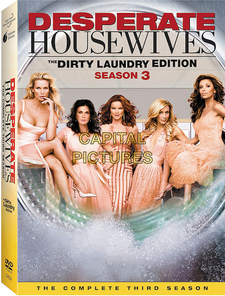 DVD BOX ART.in Desperate Housewives (Season 3).**Editorial Use Only**.CAP/FB.Supplied by Capital Pictures