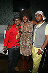 "Reggae Artist Rayvon, MarieDriven and Guest Attend ""RokStarLifeStyle"" Celebrity Publicist MarieDriven Birthday Extravaganza Hosted by Jack Thriller & MTV Angelina Pivarnick Held at Chelsea Manor, NY"
