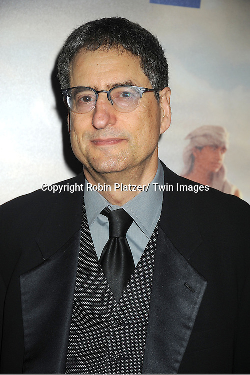 """Tom Rothman attends the 50th Annual New York Film Festival Opening Night Gala presentation of """"Life of Pi"""" starring Suraj Sharma and directored by Ang Lee on September 28, 2012 in New York City. The screening was at Alice Tully Hall at Lincoln Center."""