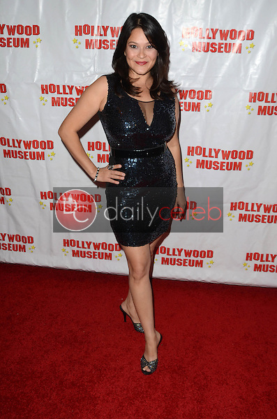 "Romi Dames at ""Child Stars - Then and Now"" Exhibit Opening at the Hollywood Museum in Hollywood, CA on August 19, 2016. (Photo by David Edwards)"