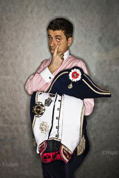 Dzierwany 22 March 2012 Poland<br /> Janusz Palikot - Polish businessman, politician, member of Parliament V and VI of the term<br /> (Photo by Filip Cwik / Napo Images)<br /> <br /> Dzierwany 22 marzec 2012 Polska<br /> Janusz Palikot - polski przedsiebiorca, polityk, posel na Sejm V i VI kadencji<br /> (fot. Filip Cwik / Napo Images)