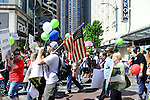2016 Cannabis Freedom March Seattle