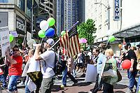 2016 Cannabis Freedom March Seattle