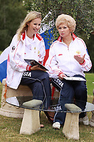 Ksenia Sobchak, Ludmila Narusova (mother Ksenia Sobchak)<br /> Russian TV anchor, journalist, socialite and actress and celebrity presidential candidate running against Putin.<br /> **FILE PHOTO FROM 2009**<br /> ** NOT FOR SALE IN RUSSIA or FSU **<br /> CAP/PER<br /> &copy;PER/CapitalPictures