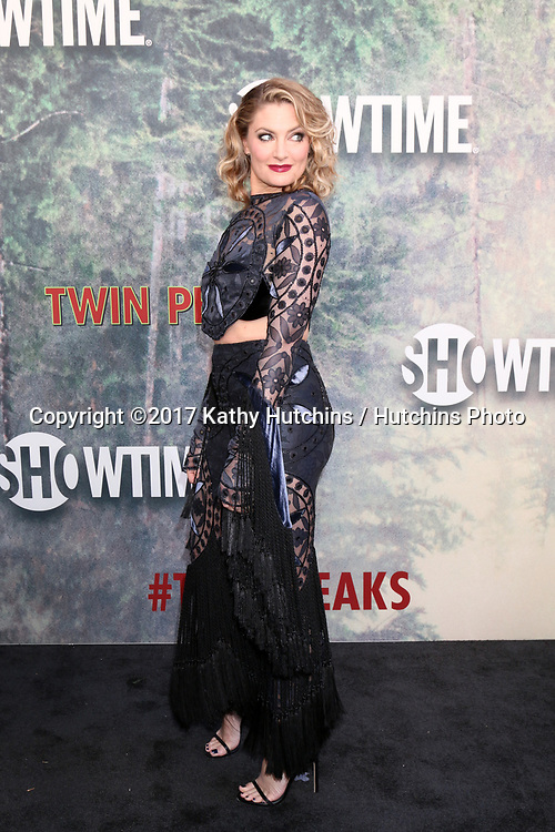 """LOS ANGELES - MAY 19:  Madchen Amick at the """"Twin Peaks"""" Premiere Screening at The Theater at Ace Hotel on May 19, 2017 in Los Angeles, CA"""