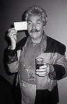 Rip Taylor during the APLA Benefit at the Boaventure Hotel on September 19, 1985 in Los Angeles, California.