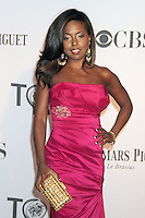 Adrienne Warren at the 66th Annual Tony Awards at The Beacon Theatre on June 10, 2012 in New York City. Credit: RW/MediaPunch Inc.