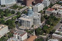 Colorado State Capitol Building; Denver.  Aug 20, 2014. 812873