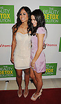 "WEST HOLLYWOOD, CA - APRIL 13: Kimberly Snyder and Jenna Dewan-Tatum attend the Kimberly Snyder Book Launch Party For ""The Beauty Detox Solution"" at The London Hotel on April 13, 2011 in West Hollywood, California."