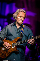 AUSTIN, TX  - November 30, 2017: John McLaughlin and The 4th Dimension performs as John McLaughlin and Jimmy Herring perform at Paramount Theater in Austin, Texas on November 30, 2017. Credit: Erik Kabik Photography/ MediaPunch
