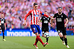 Fernando Torres of Atletico de Madrid in action during the La Liga match between Atletico Madrid and Eibar at Wanda Metropolitano Stadium on May 20, 2018 in Madrid, Spain. Photo by Diego Souto / Power Sport Images
