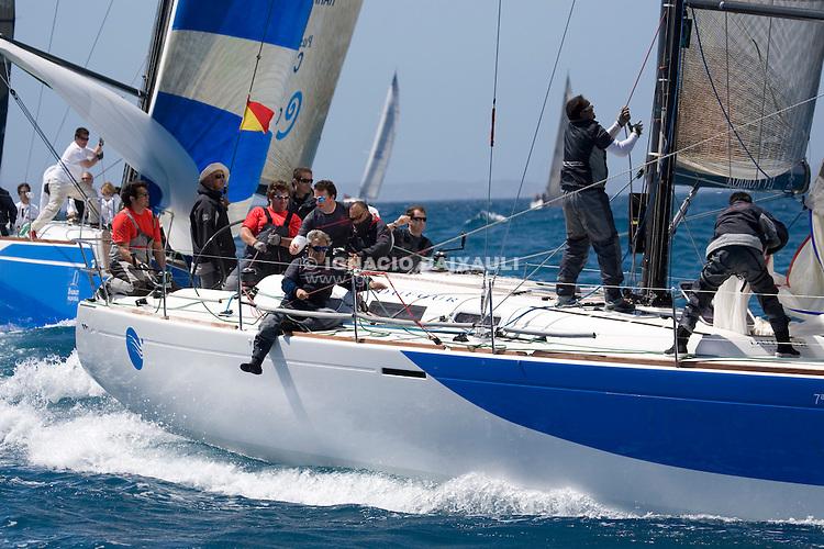 Porrón VII - V Hublot PALMAVELA - Rela Club Náutico de Palma - 18-20/4/2008 - Palma de Mallorca - Baleares - España