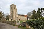 Church of Saint Peter and Paul, Pettistree, Suffolk, England, UK
