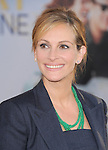 Julia Roberts at Universal Pictures' World Premiere of Larry Crowne held at The Grauman's Chinese Theatre in Hollywood, California on June 27,2011                                                                               © 2011 Hollywood Press Agency