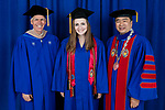 College of Science & Health and College of Education Commencement June, 2018