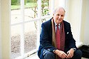 Alexander McCall Smith, writer and author at the Blenheim Palace Festival of Film and Music 2017. CREDIT Geraint Lewis