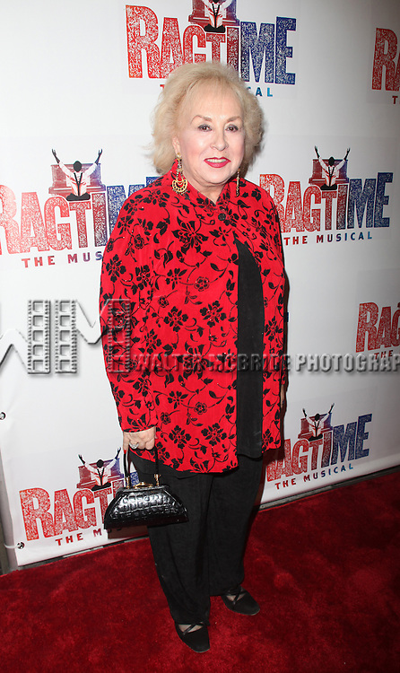 Doris Roberts arriving for he Opening Night Performance of the Broadway Musical &quot;RAGTIME&quot; at The Neil Simon Theatre in New York City.<br /> November 15, 2009