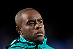 Assistant Coach Hamidou Msaidie of Real Madrid looks on prior to the Copa del Rey 2017-18 match between CD Leganes and Real Madrid at Estadio Municipal Butarque on 18 January 2018 in Leganes, Spain. Photo by Diego Gonzalez / Power Sport Images