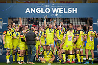 Anglo-Welsh Cup Final: Exeter Chiefs v Leicester Tigers