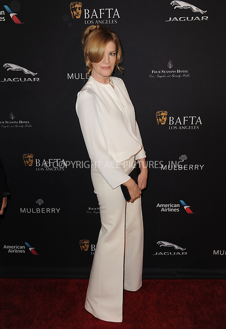WWW.ACEPIXS.COM<br /> <br /> January 10 2015, LA<br /> <br /> Rene Russo attending the 2015 BAFTA Tea Party at The Four Seasons Hotel on January 10, 2015 in Beverly Hills, California.<br /> <br /> By Line: Peter West/ACE Pictures<br /> <br /> <br /> ACE Pictures, Inc.<br /> tel: 646 769 0430<br /> Email: info@acepixs.com<br /> www.acepixs.com