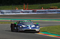 #66 FORD CHIP GANASSI TEAM UK (USA) FORD GT GTE PRO STEFAN MUCKE (DEU) OLIVIER PLA (FRA)