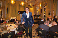 December 08, 2014, Amsterdam, Amstel Hotel, Tennisser off the Year Awards, Sjaak Bral.<br /> Photo: Henk Koster
