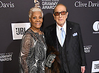 09 February 2019 - Beverly Hills, California - Dionne Warwick, Clive Davis. The Recording Academy And Clive Davis' 2019 Pre-GRAMMY Gala held at the Beverly Hilton Hotel.   <br /> CAP/ADM/BT<br /> &copy;BT/ADM/Capital Pictures