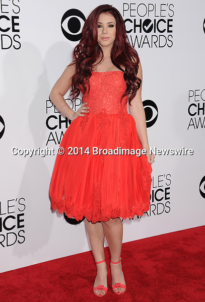 Pictured: Jillian Rose Reed<br /> Mandatory Credit &copy; Gilbert Flores /Broadimage<br /> 2014 People's Choice Awards <br /> <br /> 1/8/14, Los Angeles, California, United States of America<br /> Reference: 010814_GFLA_BDG_297<br /> <br /> Broadimage Newswire<br /> Los Angeles 1+  (310) 301-1027<br /> New York      1+  (646) 827-9134<br /> sales@broadimage.com<br /> http://www.broadimage.com