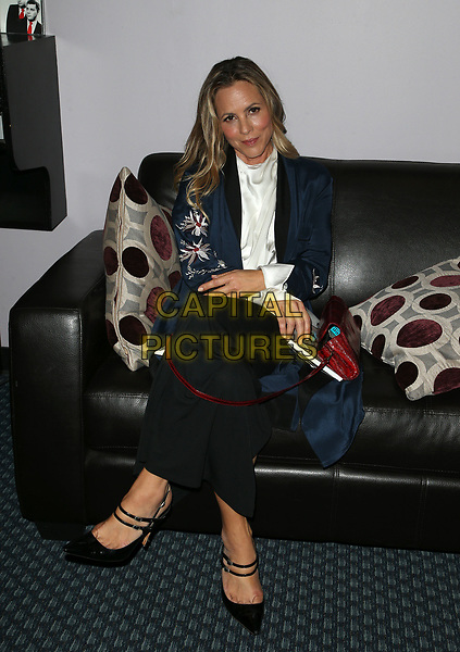HOLLWOOD, CA - October 08: Maria Bello, At 4th Annual CineFashion Film Awards_Inside At On El Capitan Theatre In California on October 08, 2017. <br /> CAP/MPI/FS<br /> &copy;FS/MPI/Capital Pictures
