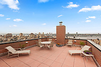 Roof Deck at 250 West 90th Street