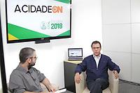 CAMPINAS, SP 30.08.2018-ELEIÇÕES-LUIZ MARINHO (PT)-ENTREVISTA A CIDADE ON. (Foto: Denny Cesare/Codigo19)