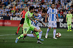 FC Barcelona's Leo Messi during La Liga match between CD Leganes and FC Barcelona at Butarque Stadium in Madrid, Spain. September 26, 2018. (ALTERPHOTOS/A. Perez Meca)